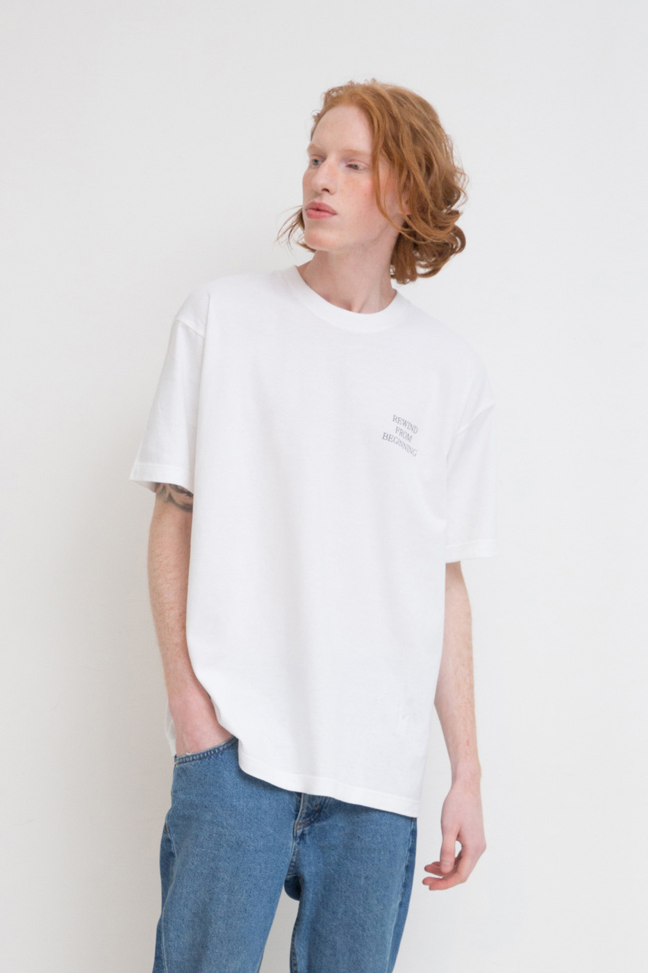 Essential Rewind T-Shirt