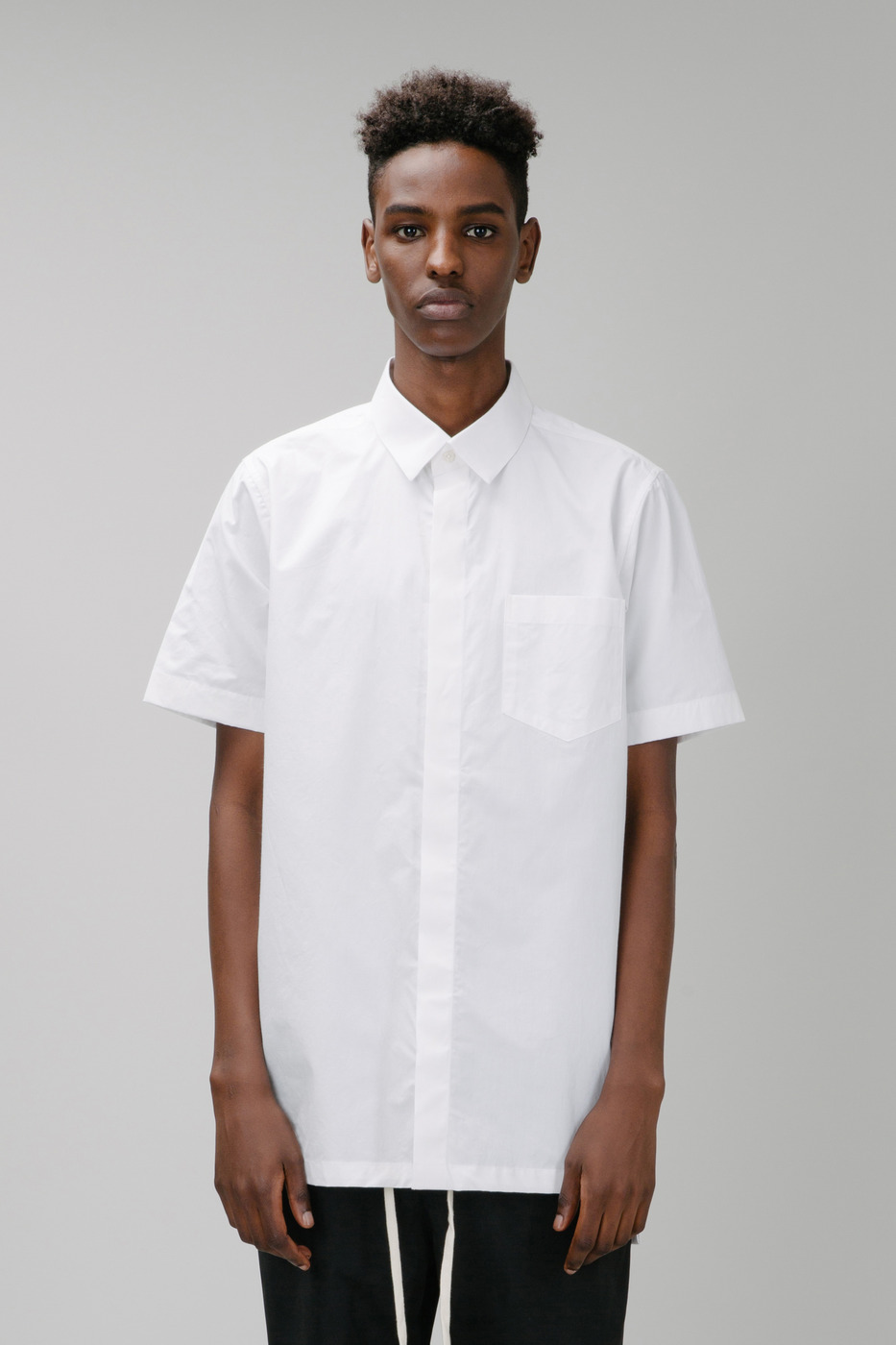 Long Basic Shirt